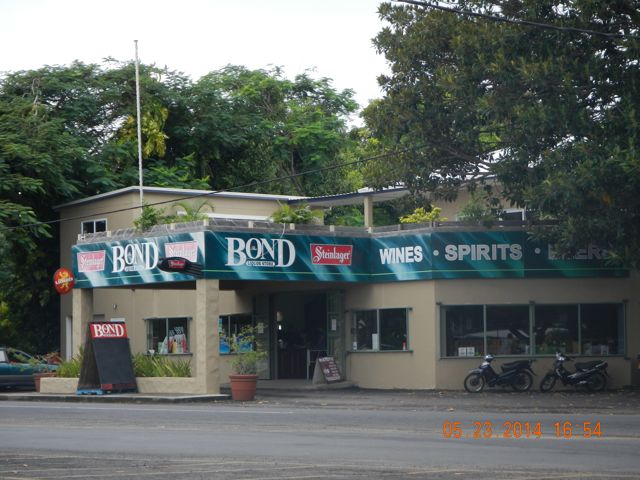 The Bond Store Cook Islands